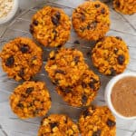 Sweet Potato Oatmeal Raisin Cookies (Gluten-Free)