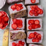 Vegan Strawberry Cake (Gluten-Free)