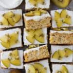 Kiwi Fruit Breakfast Cake