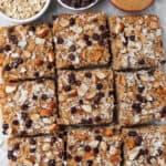 Healthy Almond Joy Baked Oatmeal