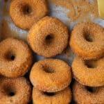 The Best Gluten-Free Pumpkin Donuts